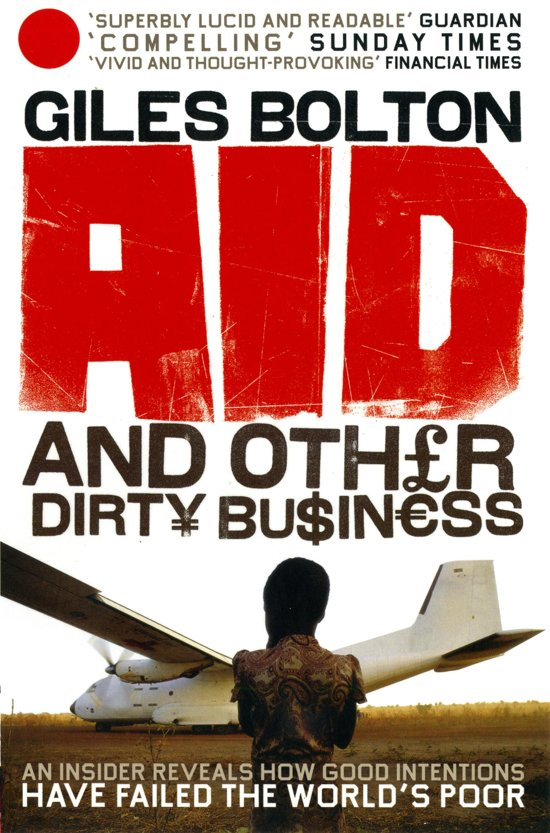 Afbeeldingsresultaat voor aid and other dirty business