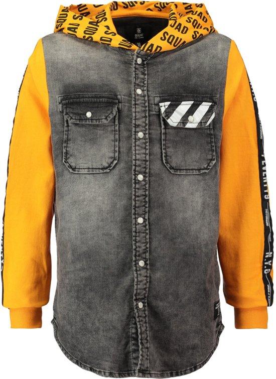 Blouse Of Overhemd.Bol Com Coolcat Blouse Overhemd Hoodlogo Grey Cross 170 176