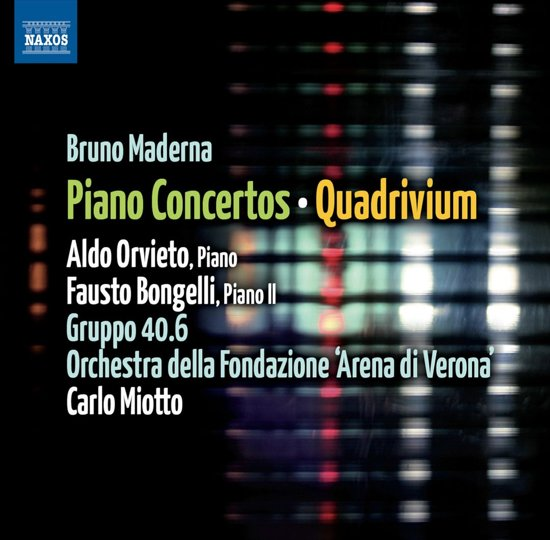 Maderna: Piano Concertos