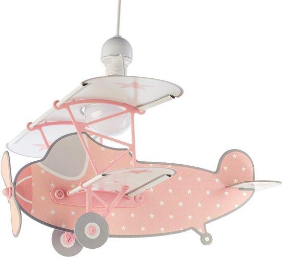 Dalber Hanglamp Plane 50 Cm Roze