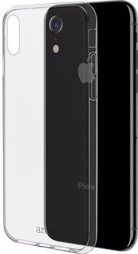Azuri case TPU - Transparant - Apple iPhone Xr