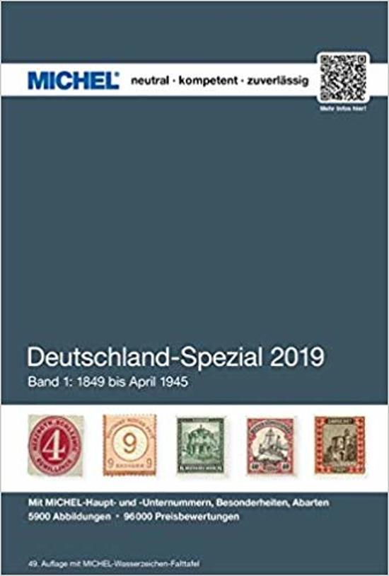 Deutschland-Spezial 2019 - Band 1