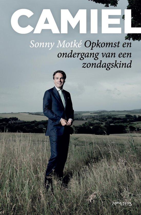 Boek cover Camiel van Sonny Motké (Onbekend)