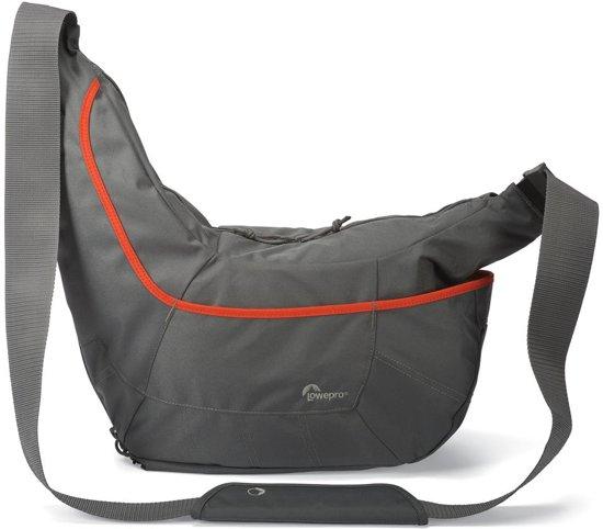 Lowepro Passport Sling III Grey |  een sling tas voor je camera