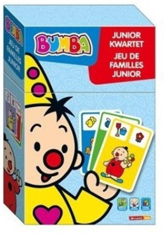 Afbeelding van het spel Studio 100 Kwartet Bumba