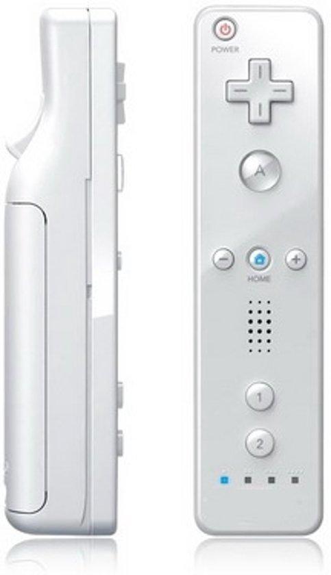 Wii Remote Controller - afstandbediening voor Wii (wit) kopen