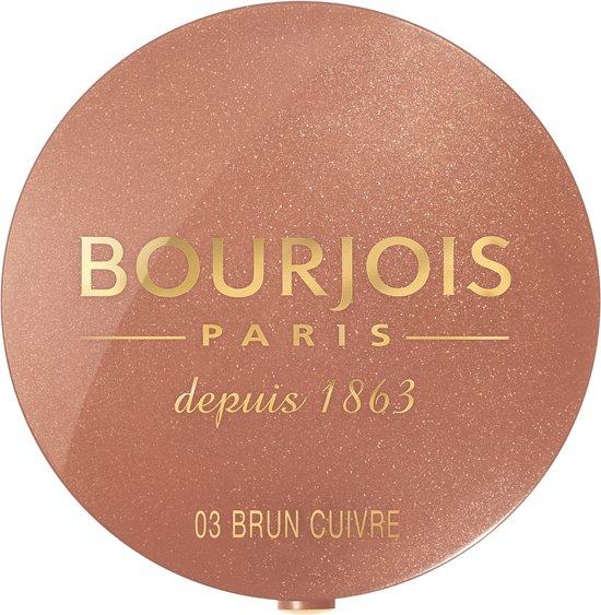 Bourjois Little Round Pot Blush - 03 Brown