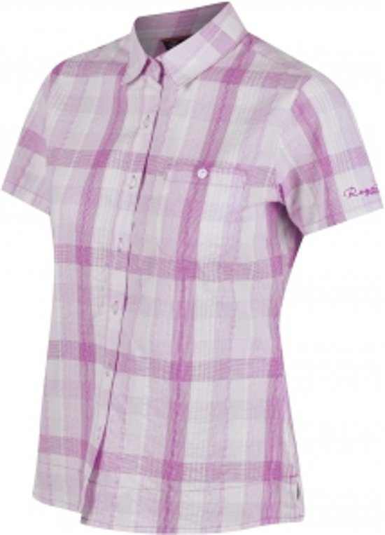 Regatta Jenna Shirt Ii Oranje Dames PxPSwR
