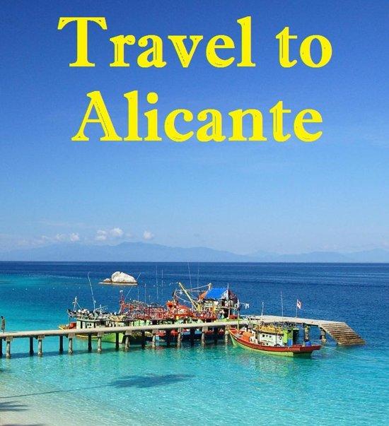 Travel to Alicante