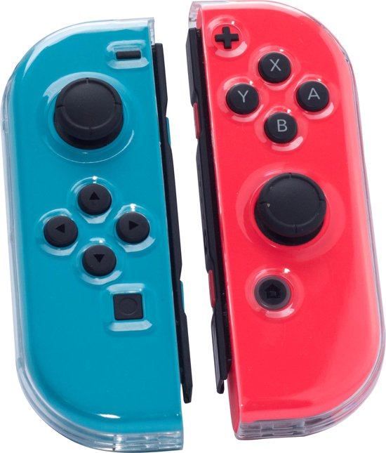 buy popular a8fa7 36ab1 Joy Con Controller Crystal Case - Nintendo Switch