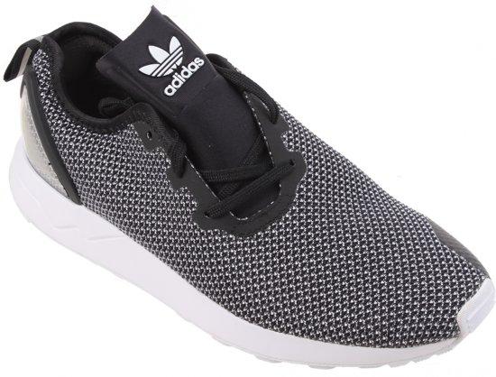 Adidas Sneakers Zx Flux Adv Asym Heren Zwartwit Maat 38 23