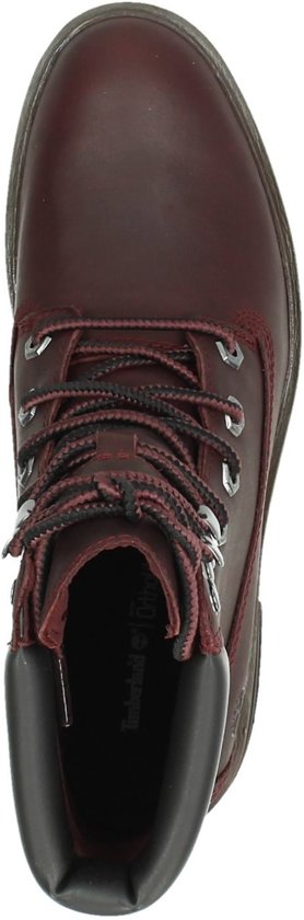 | Timberland London Square Dames Veterboots Rood