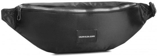 3c9289d0f31 bol.com | Calvin Klein Satin Streetpack heuptas black