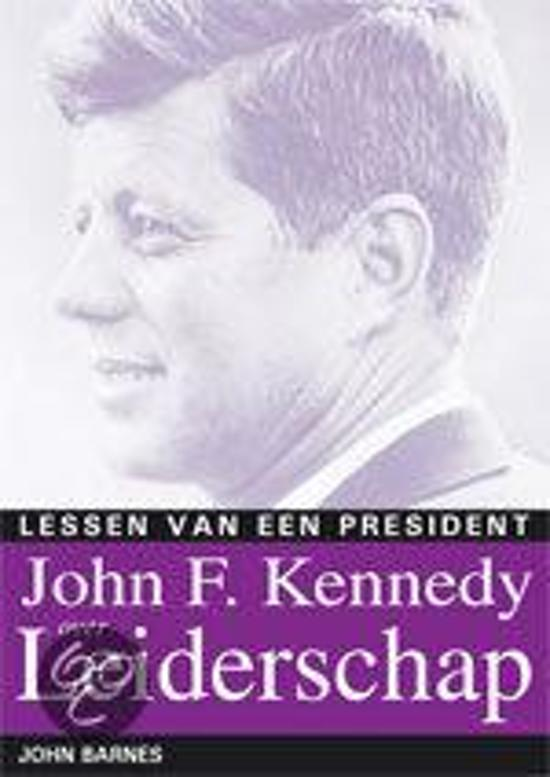 John F. Kennedy Over Leiderschap