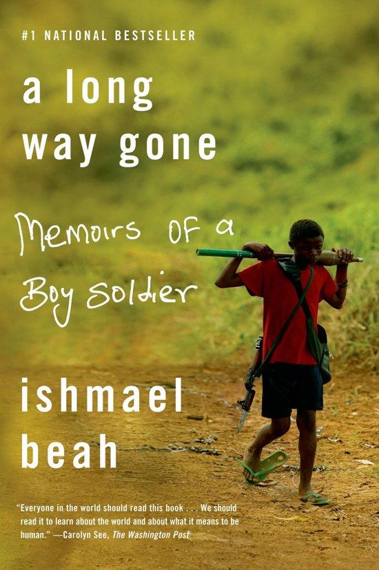 Afbeeldingsresultaat voor shmael beah a long way gone