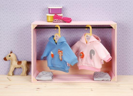 Dolly Moda Joggingsuit Pink 38-46 cm