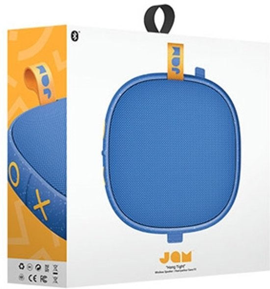 JAM Hang Tight Blauw