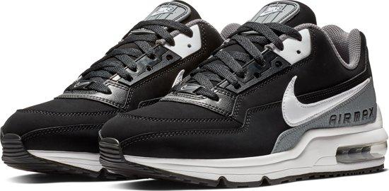 Nike Air Max LTD 3 heren sneaker zwartwit leer maat 42,5