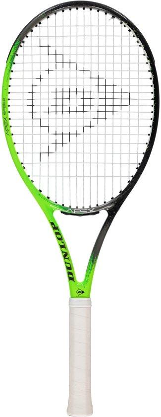Dunlop TennisracketVolwassenen - groen/grijs