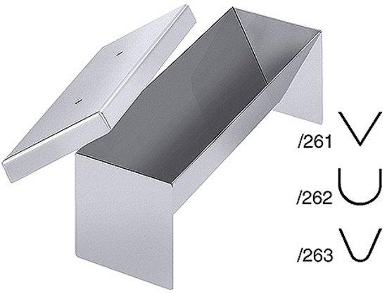 inhoud bakvorm 24 cm