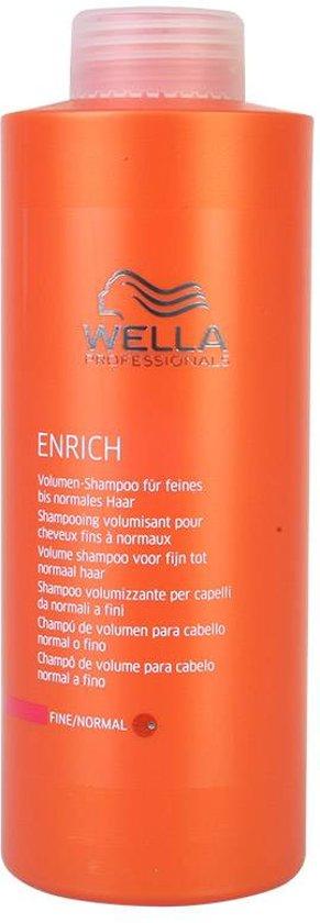 ENRICH shampoo fine/normal hair 1000 ml