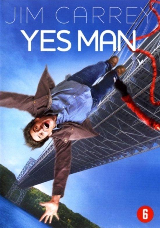 DVD cover van Yes Man