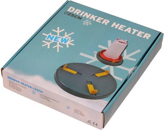 Drinkbakverwarmers 30 cm