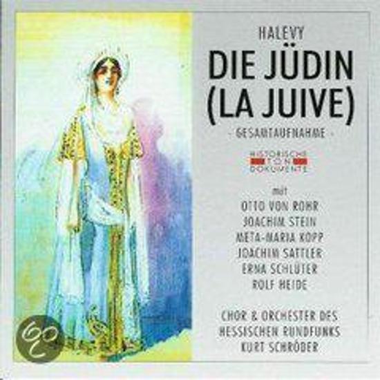 Die Judin (La Juive) (Ga)