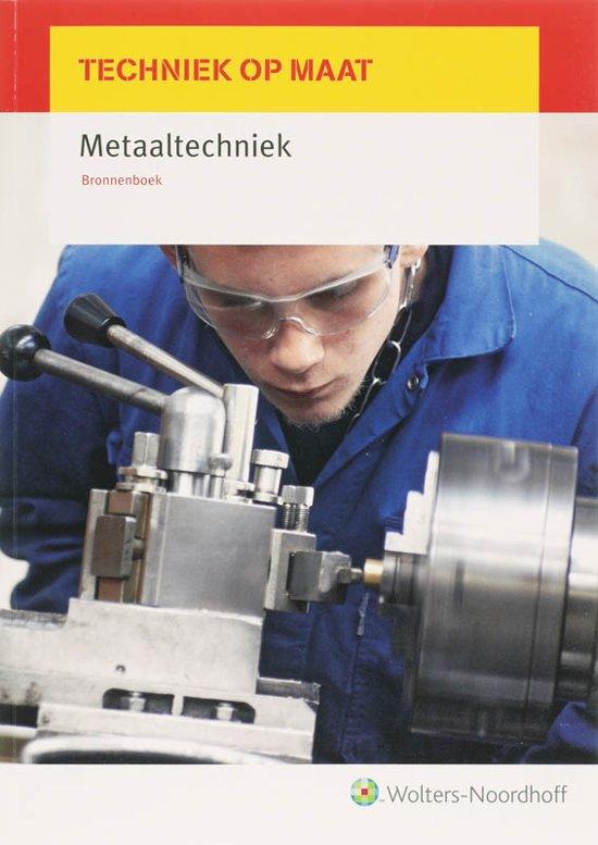 bol | techniek op maat / bronnenboek / deel metaaltechniek