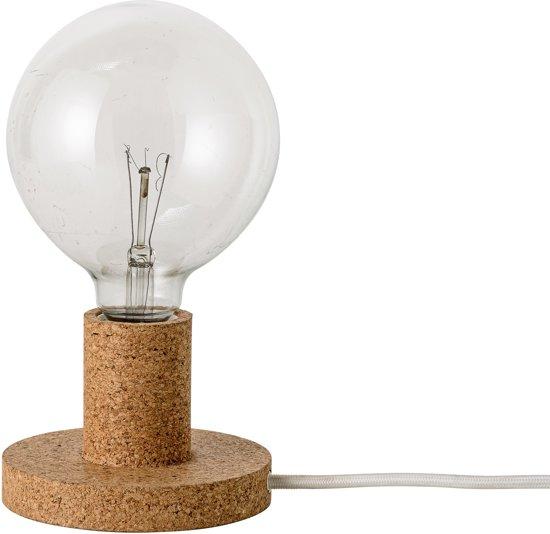 Bloomingville - Tafellamp - Kurk