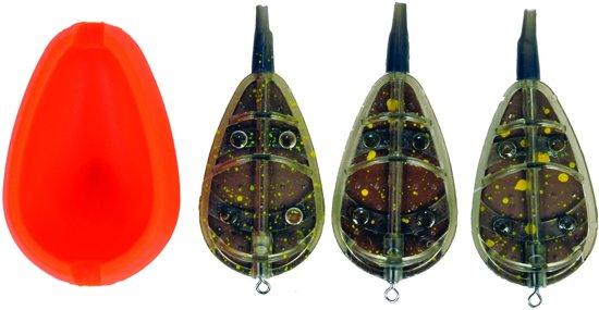 Albatros Method Feeder Kit Medium - 30/40/50 gram + Mal