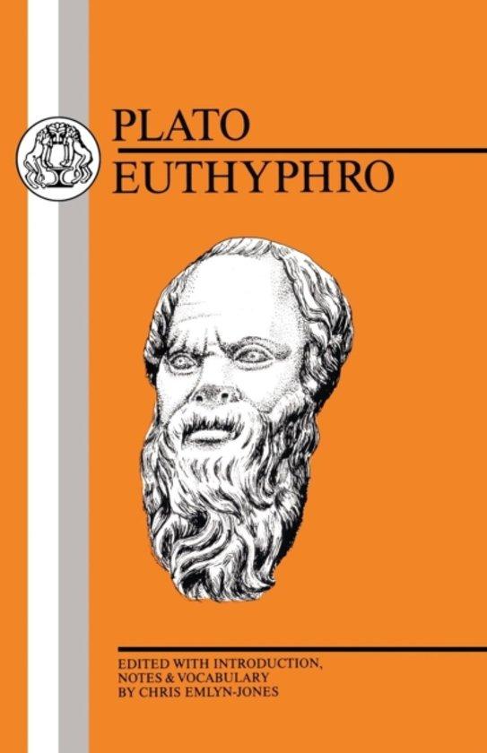 platos euthyphro