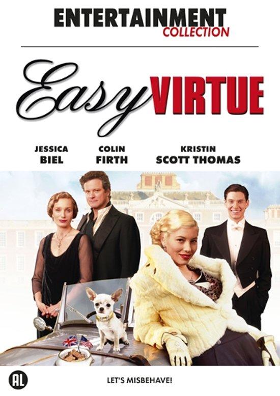 Cover van de film 'Easy Virtue'