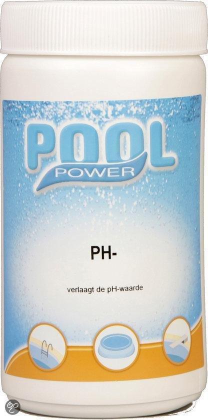 Ph- ph min Zwembad ph verlager  1,5 kg
