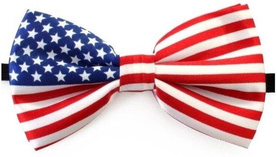 Vlinderstrik Amerika