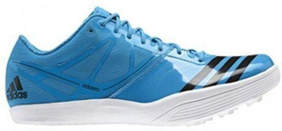 hot sales 9ab24 1a217 adidas adizero Long Jump 2 Mens Track Shoes - Loopschoenen - Mannen - Maat  48 -