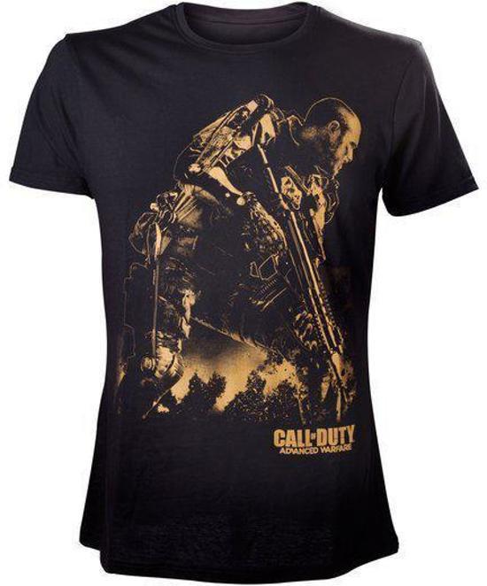 Call Of Duty Advanced Warfare - front print Shirt - Soldaat - Small kopen