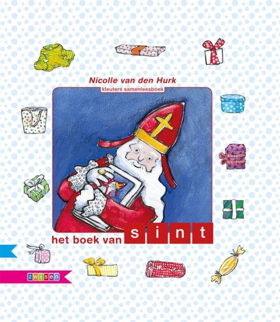 Kleuters samenleesboek - Het boek van Sint