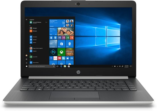HP Thinbook 14-df0006nd - Laptop - 14 Inch