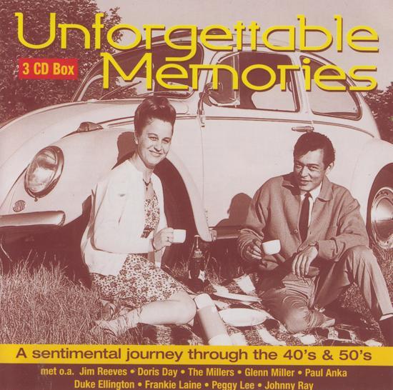 Unforgettable Memories (3-CD)