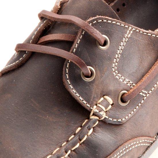 Leer Bruin Travelin Maat Bootschoenen 38 Heren amp; Portsmouth Dames 4AwCqT