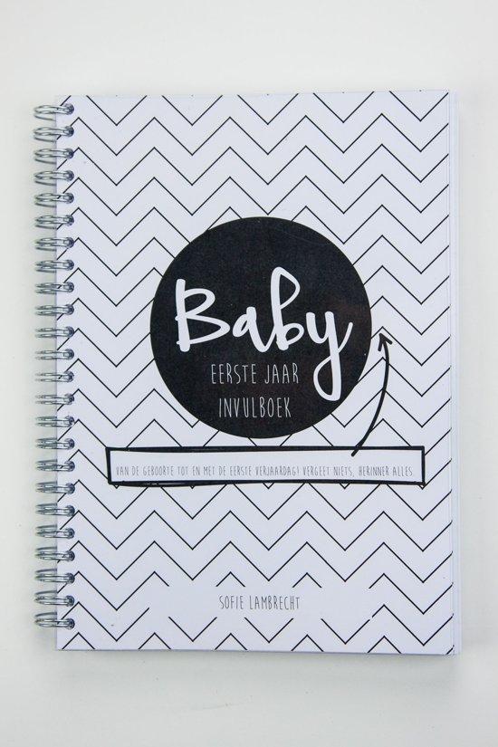 Baby Invulboek eerste jaar