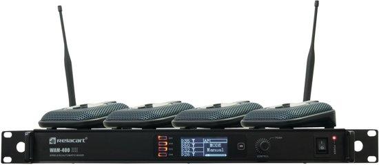 RELACART Set 1x WAM-400 and 4x UB-200 System