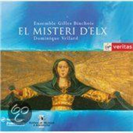 El Misteri d'Elx / Vellard, Ensemble Gilles Binchois