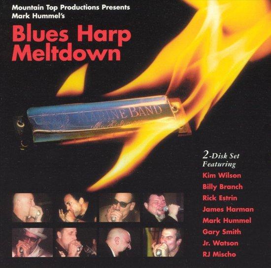 Blues Harp Meltdown