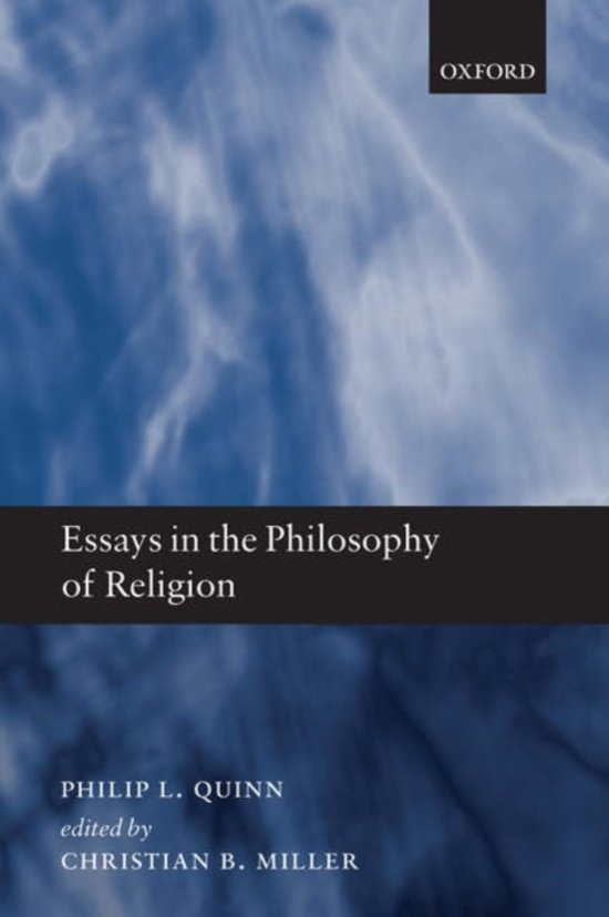 philosophy of religion 2 essay