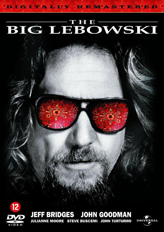DVD cover van The Big Lebowski