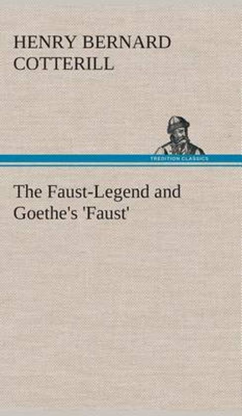 analysis of faustian legends