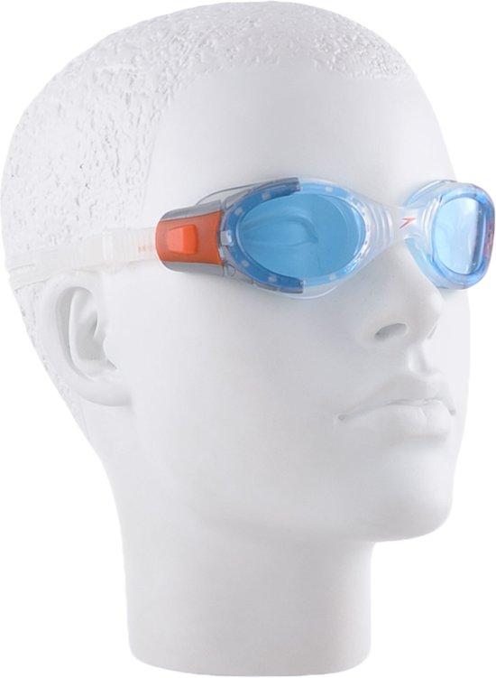359c8493a89816 bol.com   Speedo Zwembril Junior Futura Biofuse - Kinderen - Blauw ...