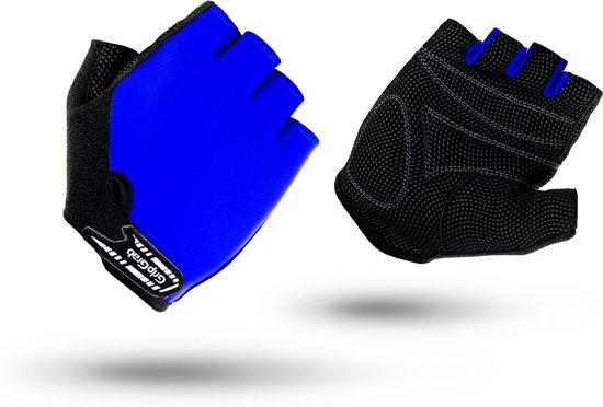 GripGrab - X-Trainer Jr. -Fietshandschoen - Kinderen - Maat L - Blauw